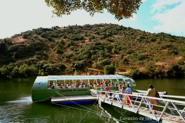 Cruceros Por Las Arribes Del Duero Barco Corazón De Las Arribes Salamanca